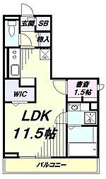 JR青梅線 東中神駅 徒歩12分の賃貸アパート