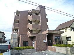 滋賀県近江八幡市鷹飼町北1丁目の賃貸マンションの外観
