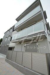 大阪府大阪市鶴見区中茶屋2丁目の賃貸マンションの外観