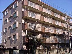 パークナオマンション[4階]の外観