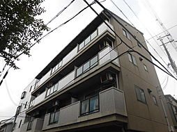 プレアール下新庄[2階]の外観