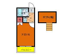 新松戸駅 2.2万円