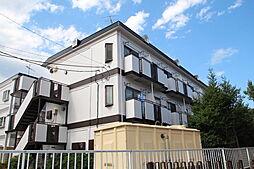 コーポ東川島A棟[105号室]の外観