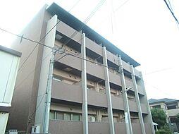 兵庫県神戸市東灘区住吉宮町6丁目の賃貸マンションの外観