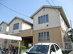 ソレアード湘南B[101号室]の外観