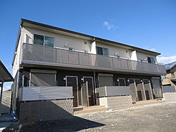 滋賀県彦根市野瀬町の賃貸アパートの外観