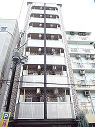 U-ro新大阪[3階]の外観