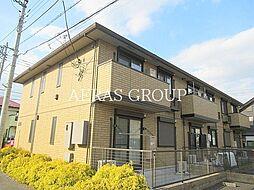 JR中央線 国立駅 徒歩15分の賃貸アパート