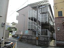 アパートメントNINE[2階]の外観