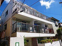 パークヒルズ横浜[102号室]の外観