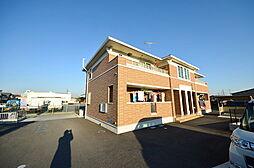 JR高崎線 鴻巣駅 バス11分 上谷氷川神社前下車 徒歩5分の賃貸アパート