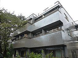 メゾン・ド・ボヌール[3階]の外観