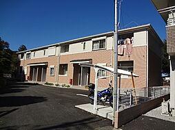 JR中央線 八王子駅 バス19分 梅坪町下車 徒歩1分の賃貸アパート