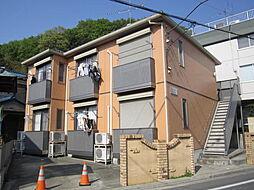 スプリング日吉mkII[1階]の外観