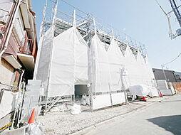 JR横須賀線 新川崎駅 徒歩16分の賃貸アパート