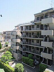 神奈川県横浜市緑区長津田7丁目の賃貸マンションの外観