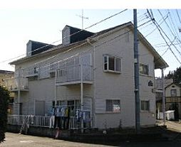 神奈川県横浜市青葉区桂台2丁目の賃貸アパートの外観