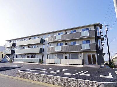 外観,1LDK,面積47.02m2,賃料8.0万円,つくばエクスプレス みどりの駅 徒歩8分,,茨城県つくば市みどりの2丁目
