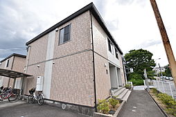 大阪府堺市南区庭代台4丁の賃貸アパートの外観