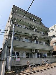 千葉県千葉市中央区春日2丁目の賃貸マンションの外観