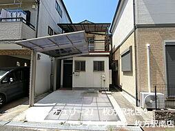 [一戸建] 大阪府交野市幾野1丁目 の賃貸【/】の外観