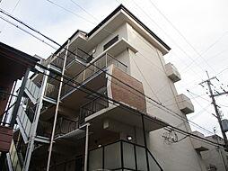 モリトマンション[4階]の外観