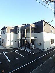 福岡県福岡市早良区野芥2丁目の賃貸アパートの外観