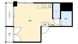 平成ビル[305号室]の間取り