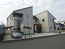 [タウンハウス] 福岡県福岡市博多区東那珂1丁目 の賃貸【/】の外観