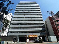藤和シティコープ西新[4階]の外観