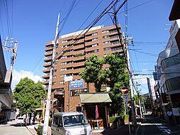 大阪府池田市菅原町の賃貸マンションの外観