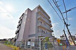 新堂フラット[4階]の外観