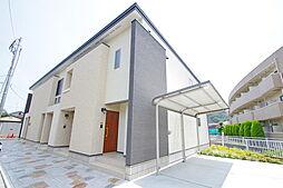 京王相模原線 京王稲田堤駅 徒歩10分の賃貸アパート