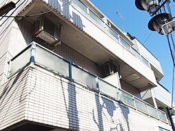 プチファミールB棟[2階]の外観