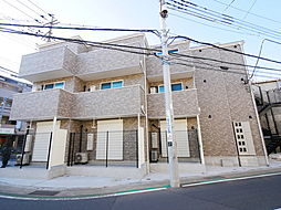 JR南武線 武蔵中原駅 徒歩9分の賃貸アパート