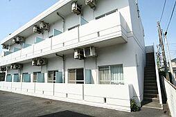 神奈川県厚木市松枝2丁目の賃貸マンションの外観