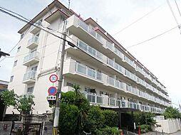 大阪府豊中市上野東1丁目の賃貸マンションの外観