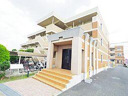 東京都立川市西砂町1丁目の賃貸マンションの外観