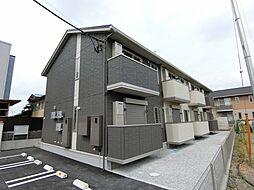 JR東北新幹線 宇都宮駅 バス56分 野高谷下車 徒歩7分の賃貸アパート