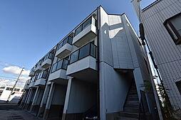 プレアール初芝[2階]の外観