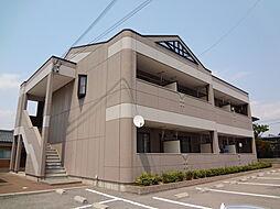 滋賀県長浜市地福寺町の賃貸マンションの外観