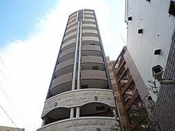 プレサンス天満ステーションフロント[13階]の外観