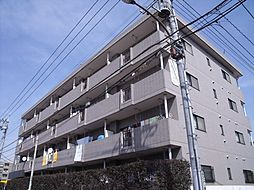 東京都練馬区田柄3丁目の賃貸マンションの外観