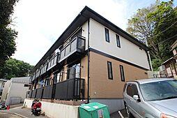 メ・イロンデル新横浜[202号室]の外観
