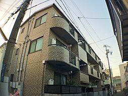 兵庫県神戸市長田区若松町1丁目の賃貸マンションの外観