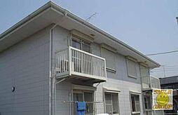 千葉県市川市北国分1丁目の賃貸アパートの外観