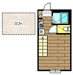 ヒルズ金沢文庫[1階]の間取り