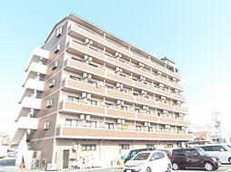 滋賀県守山市勝部4丁目の賃貸マンションの外観