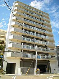 クレグラン北梅田[10階]の外観