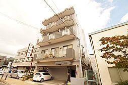 パールハイツ江坂[3階]の外観